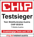 Chip Testsieger T-Mobile