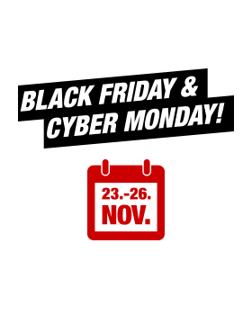 Black Friday und Cyber Monday